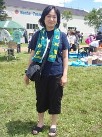 » 仲田裕美 FUJIROCK EXPRESS '09